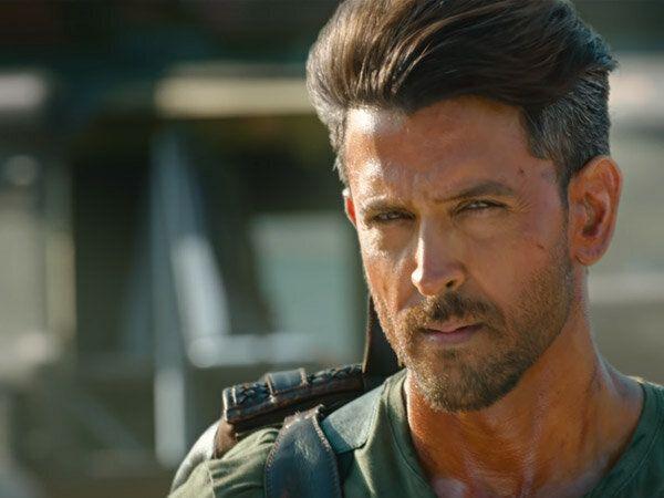Hrithik Roshan in 'War'
