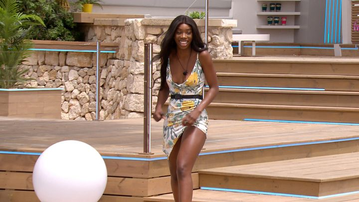 Earlier this year UK Love Island contestant Yewande Biala came under fire for not showing her natural hair on the show.
