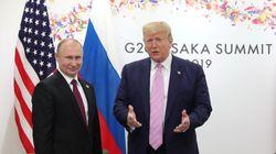 Poutine vole au secours de Trump sur son coup de fil à