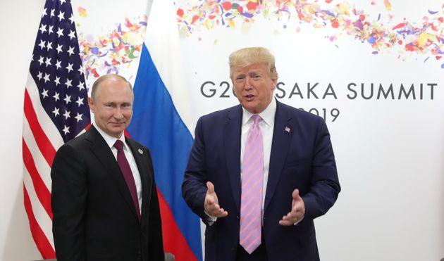 Vladimir Poutine a assuré qu'il n'y avait