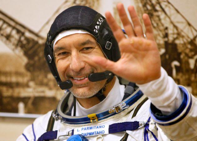 Luca Parmitano è comandante della Stazione