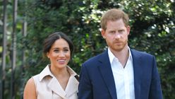 Prince Harry Snaps At Reporter In Tense Exchange After Media