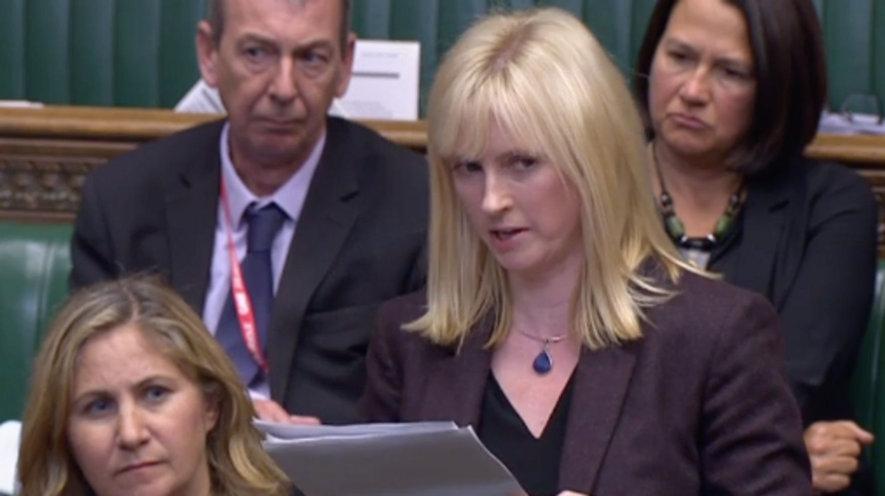 'Rosie Speaks Truth' – 5 Women Explain Why MP's Domestic Abuse Speech Was So Powerful