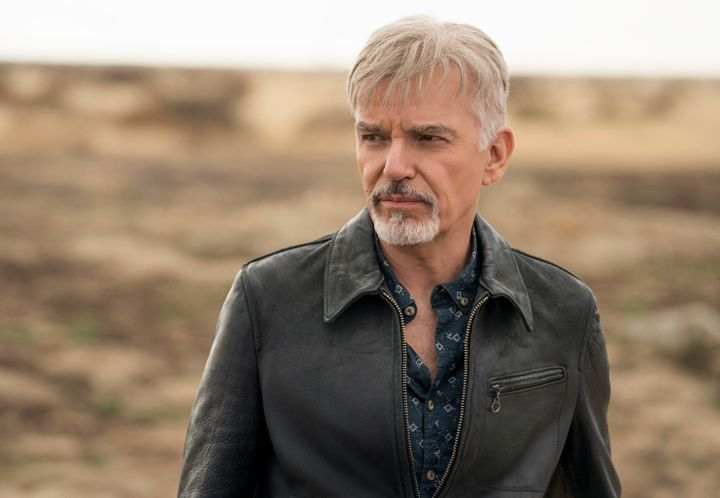 "Billy Bob Thornton in ""Goliath"""