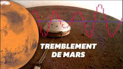 Écoutez les séismes martiens comme si vous y