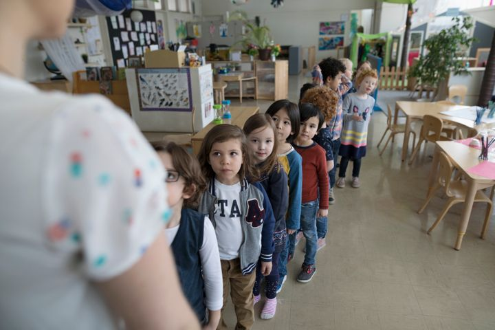 Non-teaching staff at Ontario schools gave strike notice on Wednesday.