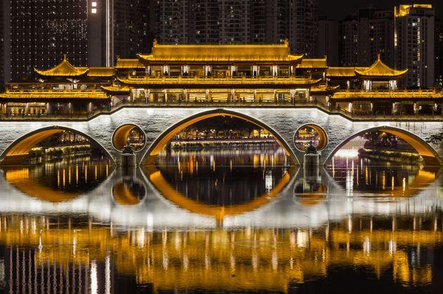 Η γέφυρα Τσενγκντού Ανσούν....