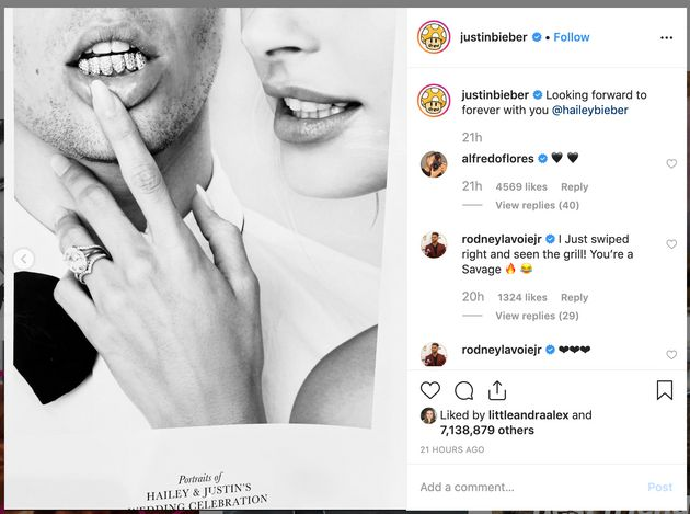 All The Details From Justin And Hailey Bieber's 2nd