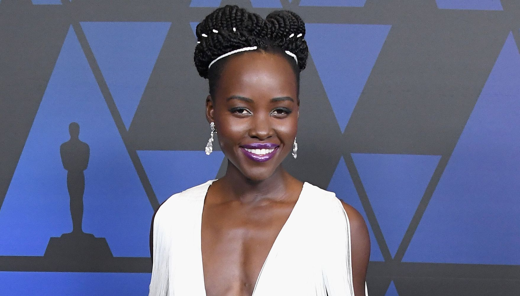 Westlake Legal Group 5d94d5f42200003b02dc5c3f Lupita Nyong'o: 'Society's Preference For Lighter Skin Is Alive And Well'