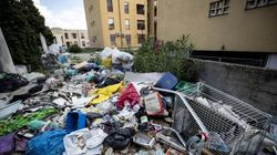 L'allarme dei medici per i rifiuti a Roma: