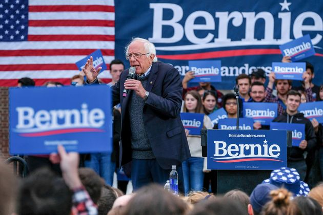 Pas plus tard que lundi, Bernie Sanders faisait campagne dans le New