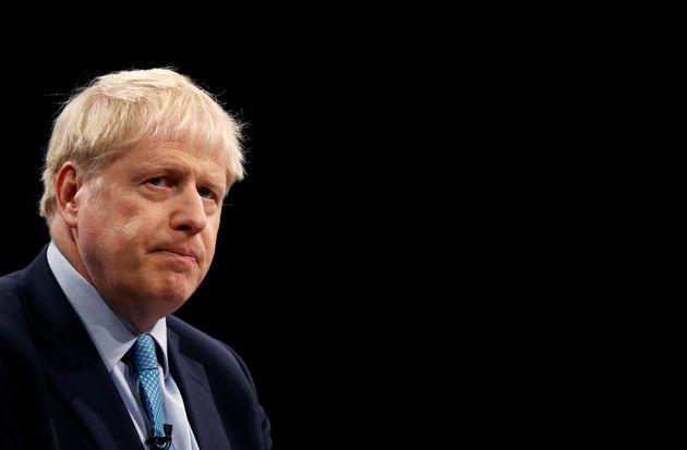 Après une première suspension du Parlement à la fin du mois d'août, Boris...