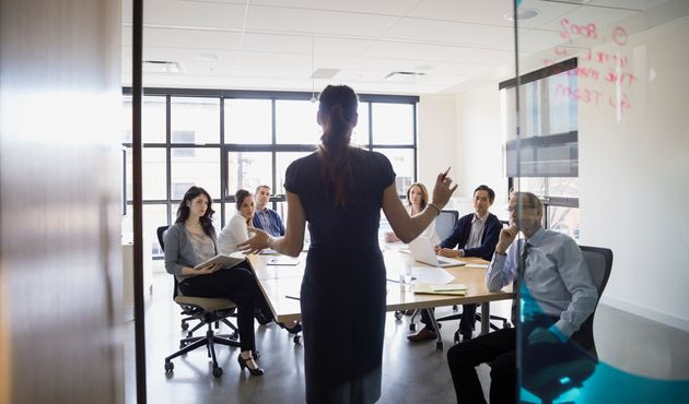 Share Of Women On Canada's Executive Boards Rises ... To