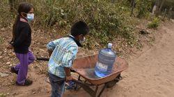À cause des incendies en Amazonie, les hospitalisations d'enfants se