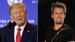 Trump Drags Innocent Canadian Icons Nickelback Into Impeachment