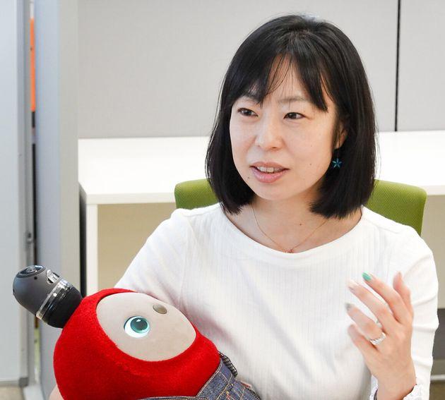 家族型ロボット『LOVOT[らぼっと]』を手掛けるロボット開発ベンチャーGROOVE