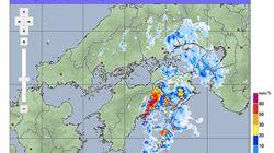 【台風18号】高知県などで猛烈な雨に。水害時に気をつけるべき3つのこと