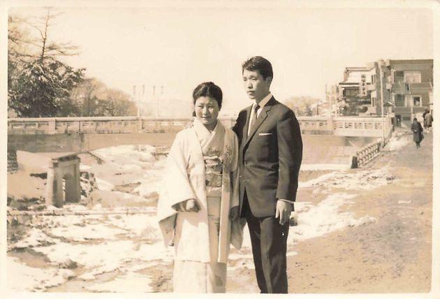 村橋ゴローさんのご両親