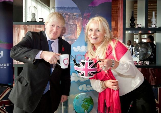Jennifer Arcuri Says She Had 'Every Right' To Go On Trade Missions With Boris