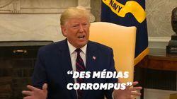 Trump préfère le terme