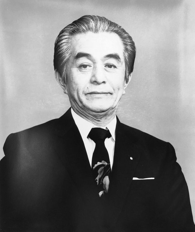 福井県高浜町の元助役、森山栄治氏(故人)