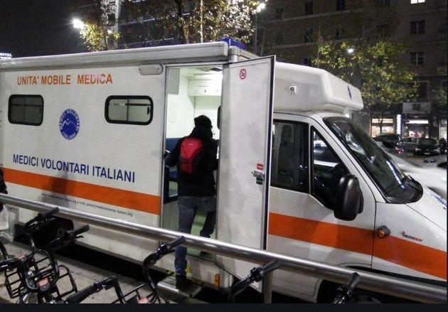 Medici volontari italiani a