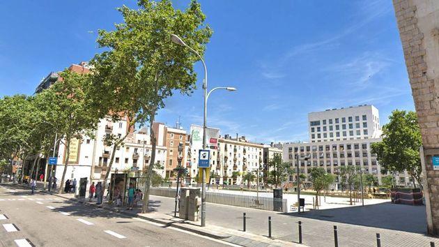 Plaza Folch i Torres