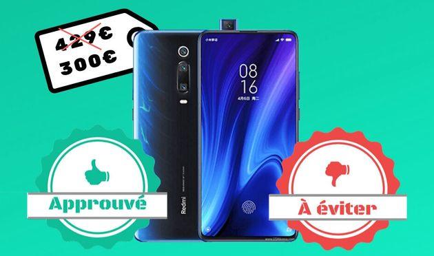 La promo du Xiaomi Mi 9T Pro à 300 euros vaut-elle le