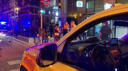 Redada policial en locutorios y bares de Madrid donde se citan bandas