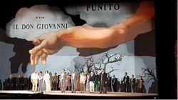 Don Giovanni, fra teatro musicale e dramma all'Opera di