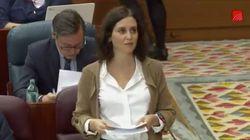 Díaz Ayuso se pregunta si tras la exhumación de Franco