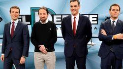El PSOE propone un único debate a cinco el lunes 4 de