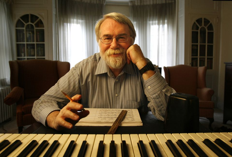 Pulitzer Prize-winning composer Christopher Rouse, who was known for unpredictable, expressionistic works that immersed liste