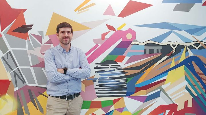 Javier Ramis, gerente de producto Prime de Amazon para España e Italia.