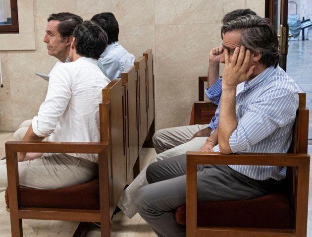 La Fiscalía y la acusación particular han pedido 6 años de prisión para los seis hermanos Ruiz-Mateos