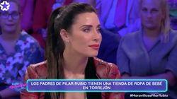 La pregunta de Toñi Moreno que deja sin palabras a Pilar Rubio: