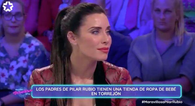 Pilar Rubio en