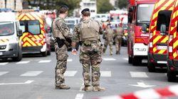 Cuatro muertos en un ataque con cuchillo en la Prefectura de Policía de