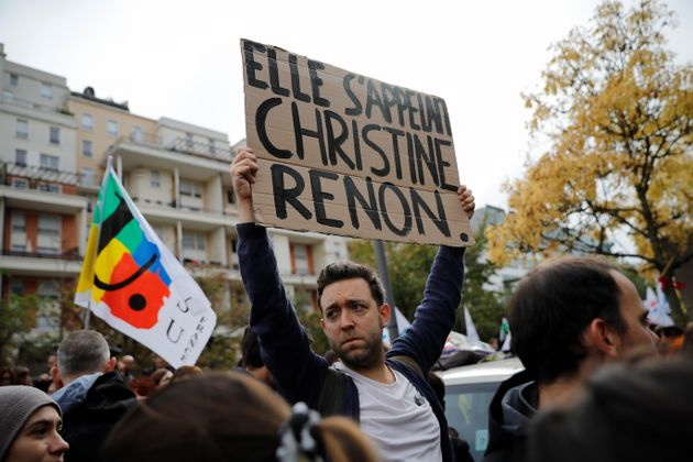 Après le suicide de Christine Renon, des milliers de manifestants à