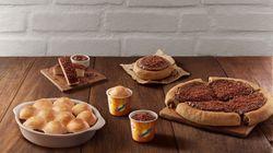 Pavê ou pra comê? Pizza Hut lança linha de sobremesas