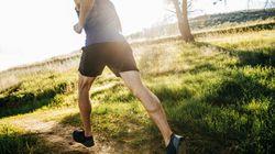 Muere a 400 metros de la meta alcanzado por un rayo durante una ultramaratón de