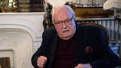 Jean-Marie Le Pen condamné pour injures