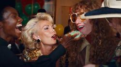 """Rockstar selvagge e glamour. Gucci va a """"Villa la Furibonda"""" (quella della"""