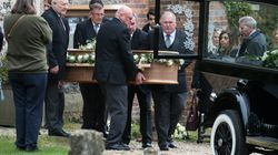Funeral Held For Hull University Student Libby