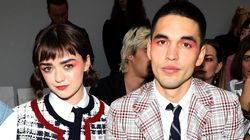 Maisie Williams And Her Boyfriend's Matching Makeup Is Couple Goals