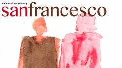 La tonaca di San Francesco rattoppata con il mantello di Santa