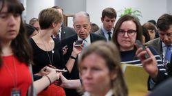 Chuck Grassley Slams Democrats' Handling Of Tax