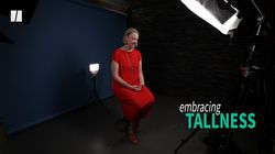 'Wow, You're So Tall!' How One Woman Embraced Her