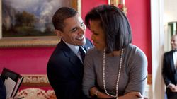 Michelle Obama Pens Sweet Anniversary Note To Barack: 'Still Feeling The
