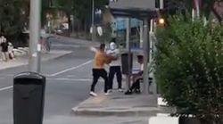 La brutal agresión a dos niños inmigrantes en un barrio de